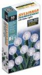 Noma/Inliten 50 Count Light Clear Led Globe Set V47710-88 Christmas Lights Led/Energy Saving