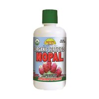 Dynamic Health Organic Certified Nopal Juice Blend Nopal -- 33.8 fl oz ( Multi-Pack)