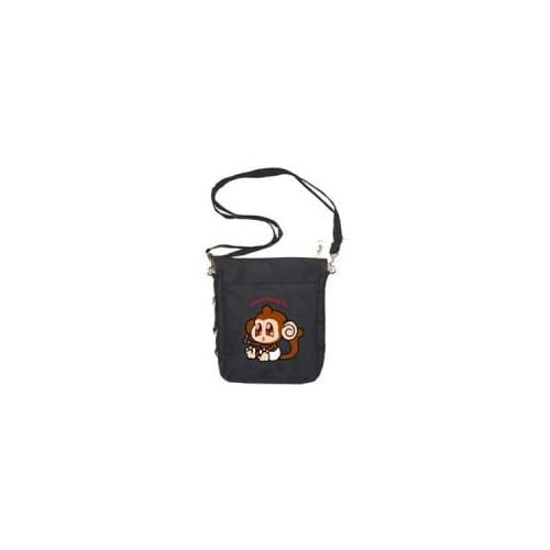 Lucky Pouch   Whu Phulung Pu   Black (Messenger Bag