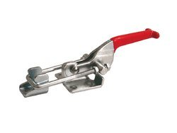 Smoker Toggle PULL Latch, BBQ smoker lid clamp. Flat mount PULL (1) (Bbq Pit Latches compare prices)