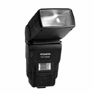 Promaster FTD 7000M Dedicated Motorized Zoom Flash