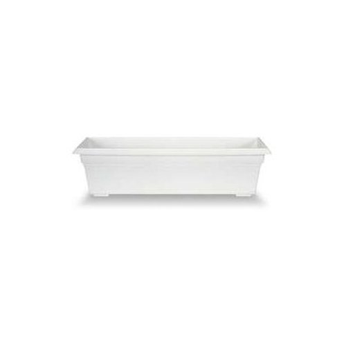 Novelty 16192 Countryside Planter, White, 18-Inch Length (Flower Window Box compare prices)