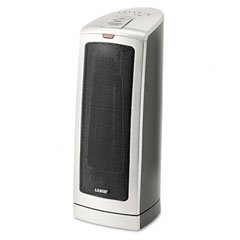 Lasko 5369 Oscillating Ceramic Tower Heater with Electronic Controls
