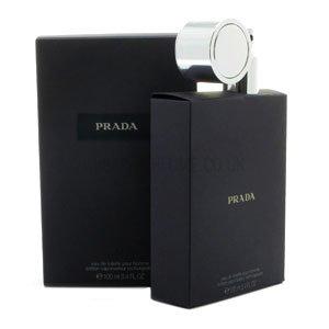 Prada by Prada for Men Eau De Toilette Spray Refillable 3 4 Ounces