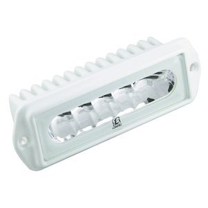 """Brand New Lumitec Capri 2 Dual Color Led Flood Light White/Red """"Product Category: Electrical/Spot & Flood Lights"""""""