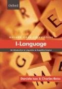 I-Language: An Introduction to Linguistics as Cognitive Science (Core Linguistics)