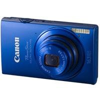 Canon PowerShot ELPH 320 HS 16.1 MP Wi-Fi Enabled CMOS Digital Camera with 5x Zoom 24mm Wide-Angle Lens with 1080p Full HD Video and 3.2-Inch Touch Panel LCD (Blue)