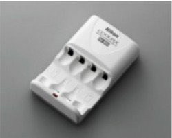 Nikon MH-73 2 hour Charger for Ni-MH AA Rechargeable Batteries