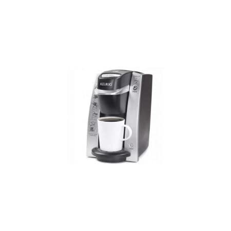Keurig K130 (previously known as B130) Brewing System Brewing System brews a perfect cup of coffee, tea, hot cocoa or iced beverage in under three minutes. It offers an Auto Off feature after each brew. To operate, you simply add fresh water into the...