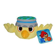 Angry Birds RIO 5-Inch Yellow Bird with Sound - 1
