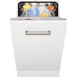 Zanker Lave-vaisselle kdv10020fa, Largeur 45cm, vollintegrier Bar, classe d'efficacité énergétique: A +