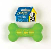 Isqueak Bone Dog Toy, Small