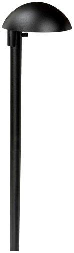 Paradise GL22811BK Low Voltage Cast Aluminum 11-Watt Bala Down Light, Black