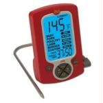 Taylor Red Weekend Warrior Digital Grilling Thermometer With Folding Probe 808N-4L