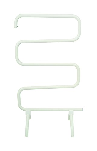 Learn More About Homeleader® TW-05S Towel Warmer 100W, portable free standing or wall mount, white