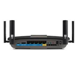 Linksys AC2400 4X4 Dual-Band Gigabit Wi-Fi Router, for HD Video & Gaming (Certified Refurbished)