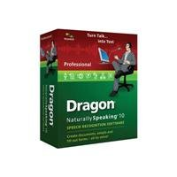 Dragon Naturallyspeaking Professional 10 [Old Version]