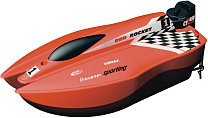 SilverlitX-Wave Speed Boat Ship model with remote control ()