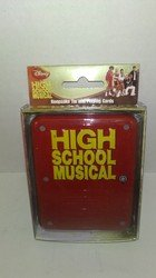Disney's High School Musical Playing Cards By Bicycle - 1