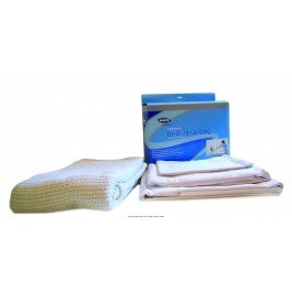 Invacare® Cotton / Polyester Home Care Bariatric Bed-In-A-Bag-Na - Each 1 front-1027040