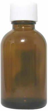 生活の木 茶色遮光瓶 50ml ドロッパー付き