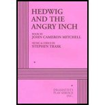 img - for Hedwig and the Angry Inch book / textbook / text book