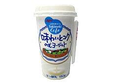 日本ルナ ときめきカフェ 味わいとコクのむヨーグルト 180g 8個