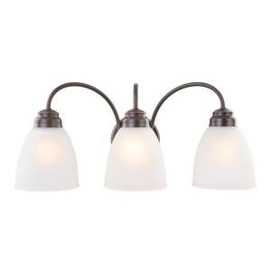 Electrical Rough In For Vanity Light : Commercial Electric Oil Rubbed Bronze 3-light Vanity - Vanity Lighting Fixtures - Amazon.com
