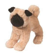 "Punky Pug 7"" by Douglas Cuddle Toys"