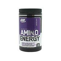Optimum Nutrition  Essential Amino Energy Concord Grape - 30 Servings, 9.5 oz