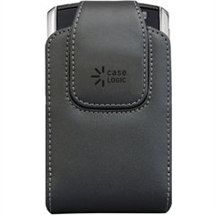 Case Logic Vertical Leather For Blackberry Magnetic Flap For Secure Hold & Easy Access