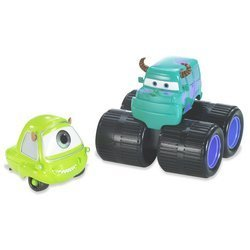 Disney Pixar CARS Movie Moments: Mike & Sulley