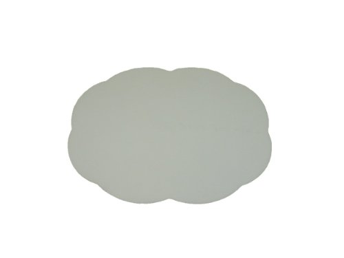 Romanoff Cloud Placemat, Clear