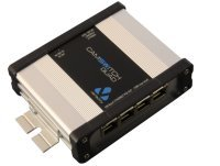 Veracity Camswitch Quad 5-port network switch with 4 x PoE OUT