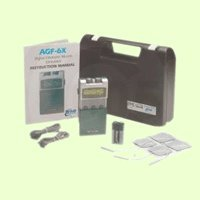 Drive Medical Digital Electronic Muscle Stimulator with Timer and Carrying Case
