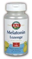 KAL - mélatonine, 5 mg, 60 pastilles