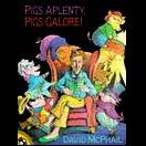 Pigs Aplenty! Pigs Galore! Audiobook