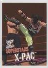 Sale alerts for Fleer WWF Wrestlemania X-Pac Sean Waltman (Trading Card) 2001 Fleer WWF Wrestlemania #30 - Covvet