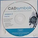 30 Million CAD Symbols CD
