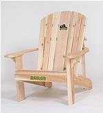 Baylor Logo Adirondack Chair with 23 inch Seat WidthBaylor Logo Adirondack Chair with 23 inch Seat Width