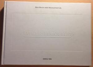 jaeger-le-coultre-das-buch-der-manufaktur-1995-96-gebundene-ausgabe