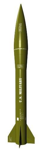 Sport Scaled Model Of A U.S. Battle Field Artillery Missile - Estes Mini Hones John Model Rocket Kit