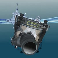Underwater Case for the Following Canon EOS SLR cameras: 3, 10D, 20D, D60, D4...