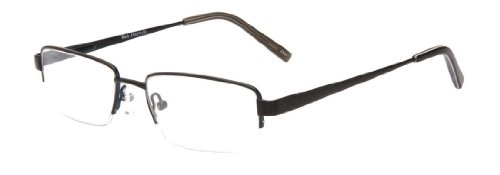 Sightline Cole Computer Reading Glasses With Patented Progressive Power Lens And Optical Quality Eyeglass Frame