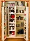 Pantry Shelf System, 12