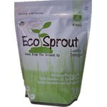 Eco Sprout Laundry Detergent 100% Natural & Biodegradable Safe for Cloth Diapers & Sensitive Skin by Ecoable (Sandalwood/ Vanilla 48 oz 48/96 loads)