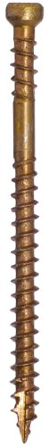 GRK RT ProPak TRIM Head Composite Deck Screws, 8 by 3-1/8-Inch, 514-Count