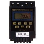 """2.0"""" Lcd Micro-Computer Electric Power Timer Switch Time Controller With Clock (220V)"""