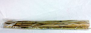 Bamboo Cane Pack of 20 Natural 2 Feet