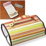 Amazon.com: Cosmetic Roll-up Travel Organizer: Beauty